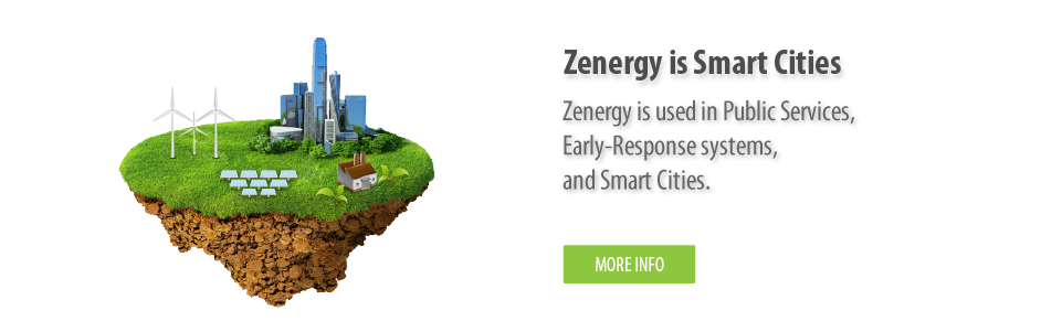 Zenergy is Smart Cities